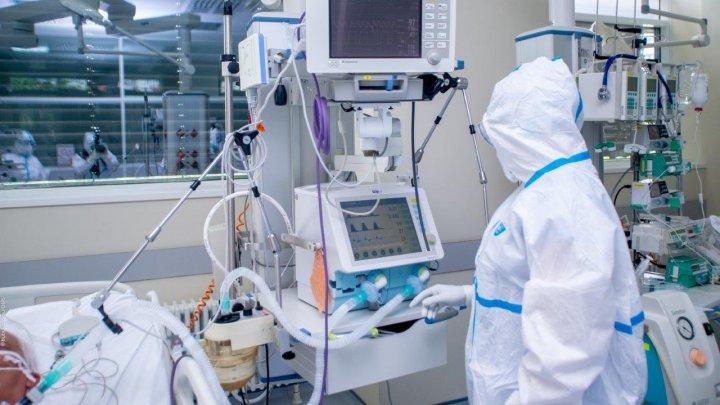 10 aparate mobile de ventilare artificială destinate unităților de terapie intensivă au ajuns în Moldova