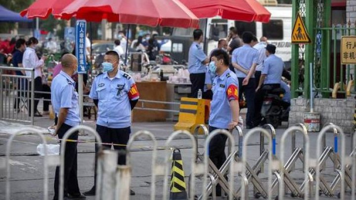 Mai multe cartiere din Beijing, din nou în izolare
