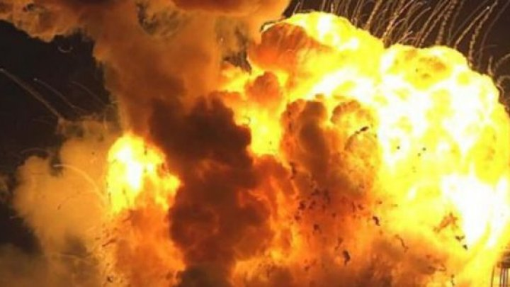 Explozie puternică în Coreea de Nord, într-un oraș aflat la granița cu Sudul