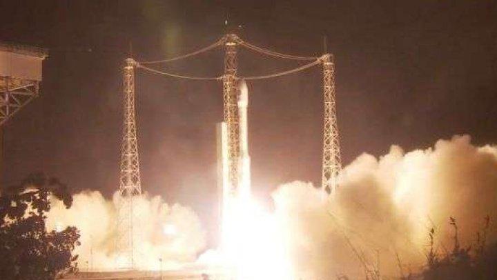 Lansarea rachetei Vega, amânată din nou din cauza vremii nefavorabile