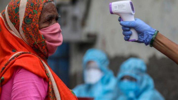 India: Bilanţul deceselor de covid-19 a ajuns la peste 2.000 pe zi