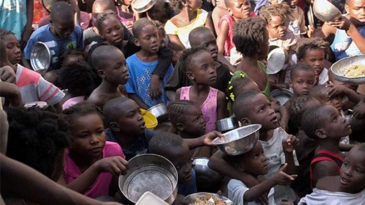 """Siria se confruntă cu o foamete """"de proporţii biblice"""" din cauza pandemiei de coronavirus"""
