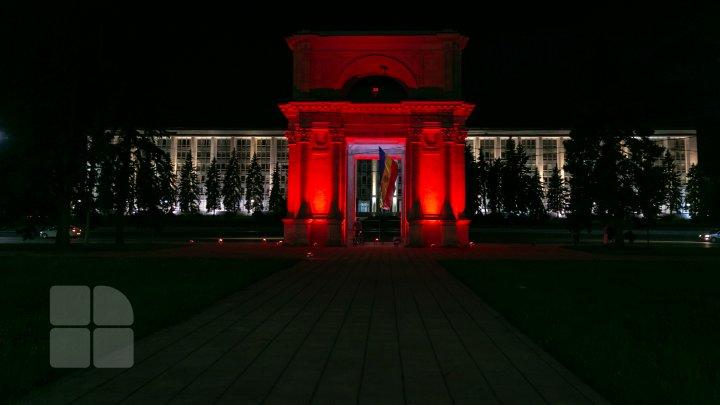 Industria evenimentelor lansează SOS. Night of Light 2020 Moldova (FOTOREPORT)
