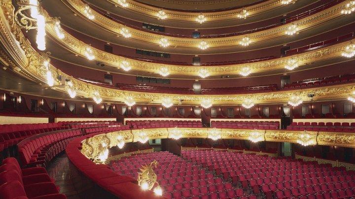 Opera Liceu din Barcelona se redeschide cu un concert pentru plante decorative