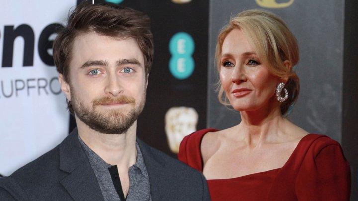 Scandal în familia Harry Potter. Daniel Radcliffe a atacat dur declarațiile scriitoarei J.K.Rowling publicate pe o reţea de socializare