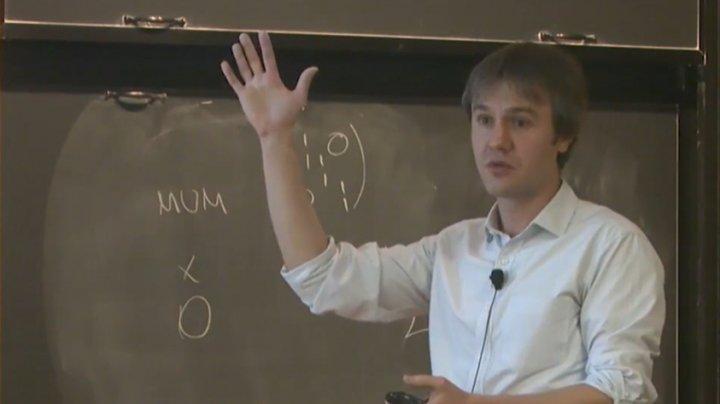 Matematician moldovean, premiat în SUA. Află povestea lui Simion Filip care este profesor la Universitatea din Chicago