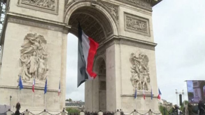 Rata şomajului în Franţa a scăzut la cel mai redus nivel din ultimii 37 de ani