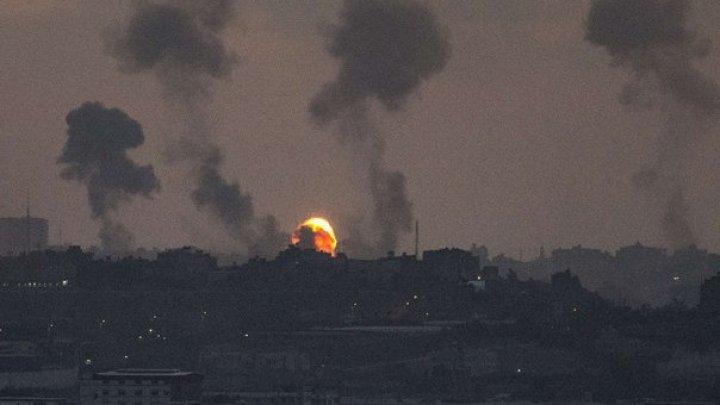 Aviaţia militară rusă a efectuat bombardamente în nord-vestul Siriei