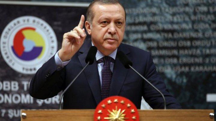 Turcii s-au răzgândit: Erdogan anulează decizia de a prelungi restricţiile cu încă 48 de ore