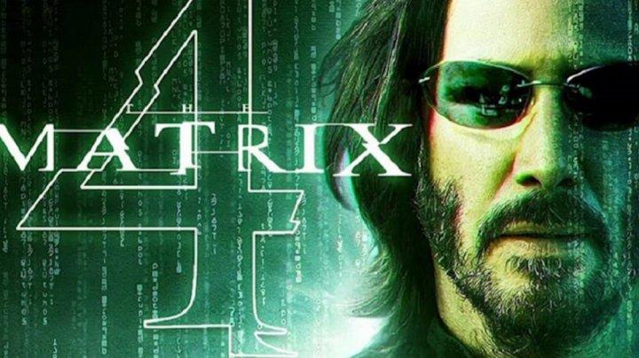 Se reiau filmările pentru Matrix 4. Actorul Keanu Reeves revine în rolul principal