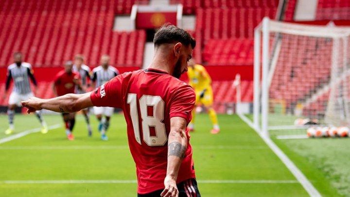 Manchester United s-a calificat în semifinalele Cupei Angliei