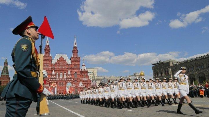 Autorităţile mai multor regiuni şi oraşe din Rusia au refuzat să organizeze Parada militară din 24 iunie