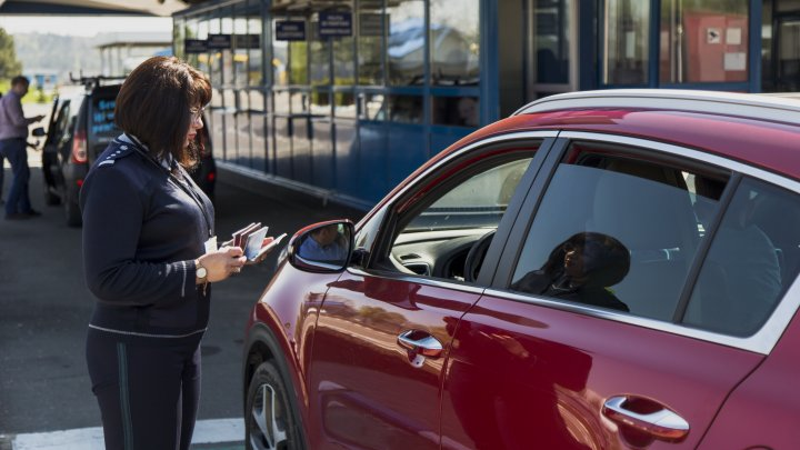 Un bărbat din Cernăuţi a încercat să intre în ţara noastră cu un permis de conducere fals