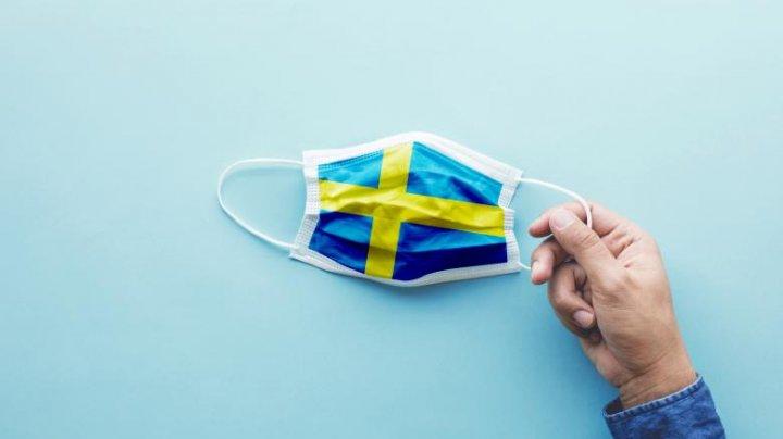 Suedia înregistrează 65 de noi decese din cauza COVID-19