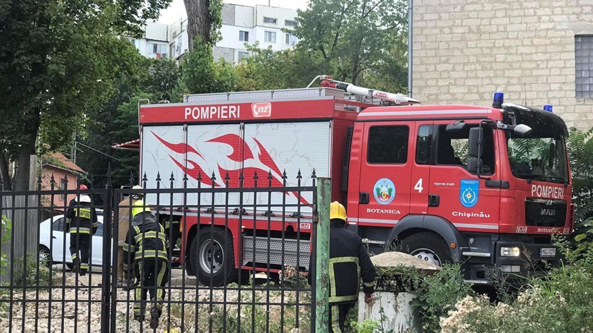 de ce mă cheamă un pompier)