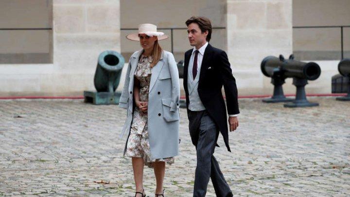 Prinţesa Beatrice a Marii Britanii s-a căsătorit cu logodnicul său Edoardo Mapelli Mozzi