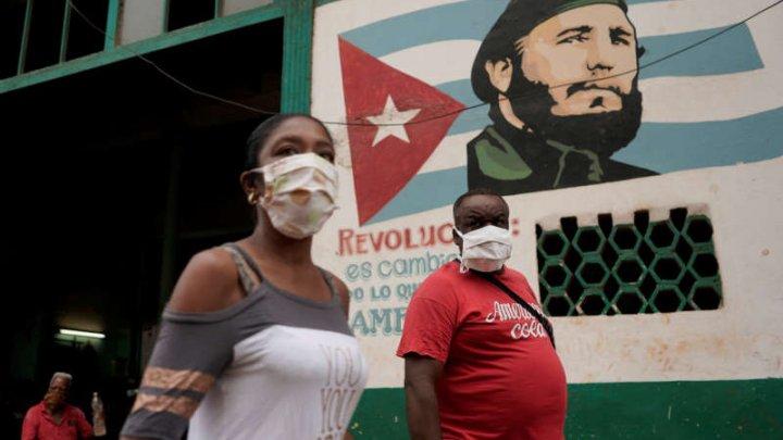 Cuba a înregistrat prima zi fără noi cazuri de infectări
