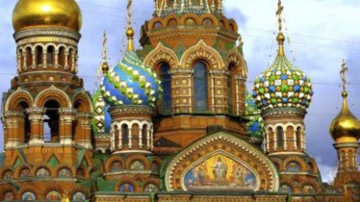 Reacţia Bisericii Ortodoxe Ruse după transformarea Sfintei Sofia în moschee
