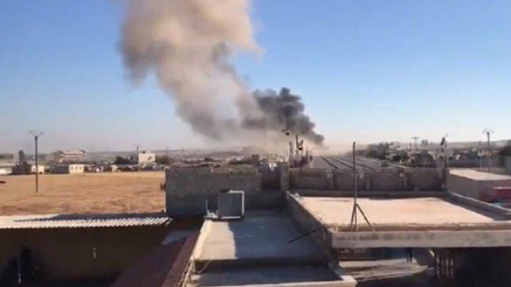 Cel puţin 5 morţi şi 85 de răniţi în Siria, într-un atac cu maşină-capcană