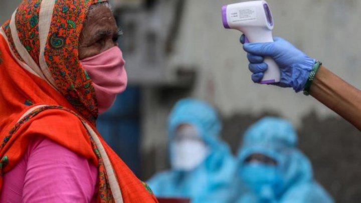 Țara care ar putea deveni un dezastru umanitar în criza COVID urcă pe locul 3 în ceea ce privește numărul de cazuri