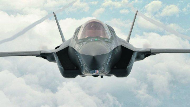 Statele Unite au aprobat vânzarea a 105 avioane stealth de ultimă generaţie F-35 către Japonia