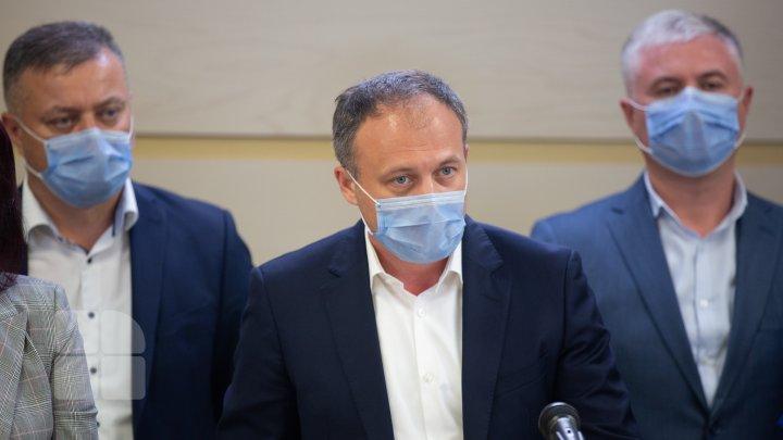 PRO MOLDOVA propune crearea unei comisii parlamentare privind elucidarea exercitării mandatului de deputat a lui Gaţcan