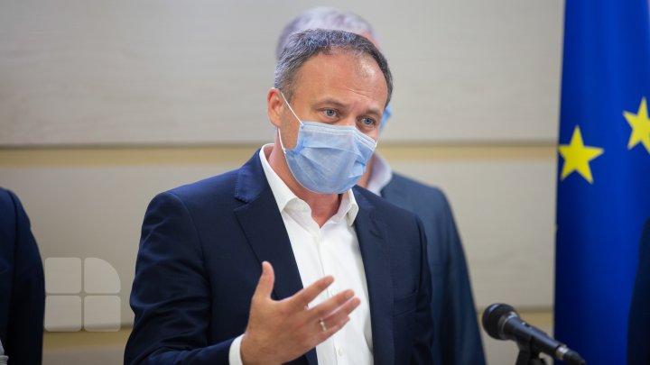 REACŢIA lui ANDRIAN CANDU la plecările colegilor din PRO MOLDOVA