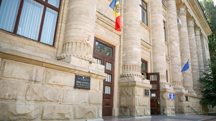 Partiturile muzicale distruse în incendiul de la Filarmonică vor fi restabilite la Biblioteca Națională