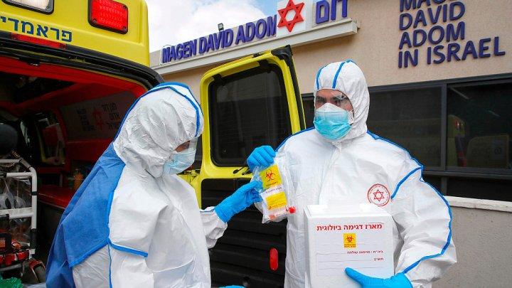 Coronavirus: Israelul a depăşit 2.000 de contagieri într-o singură zi