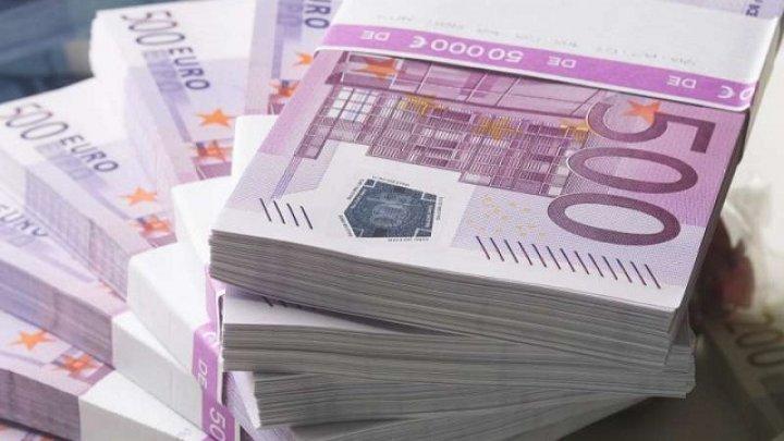 Cele 20 de milioane de euro din partea UE au ajuns în conturile Ministerului Finanţelor