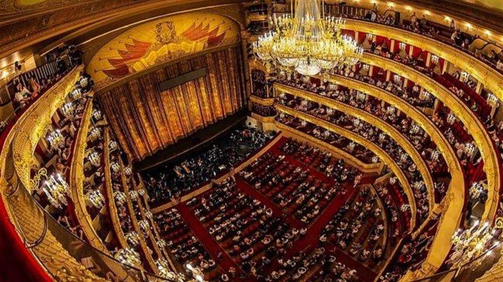 Teatrele din Moscova se redeschid pe 1 august