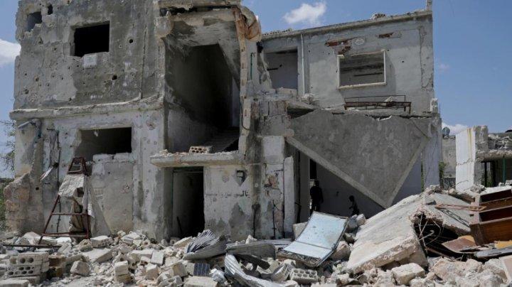 ONU: Atacurile aeriene ale Rusiei în Siria sunt echivalente cu crime de război
