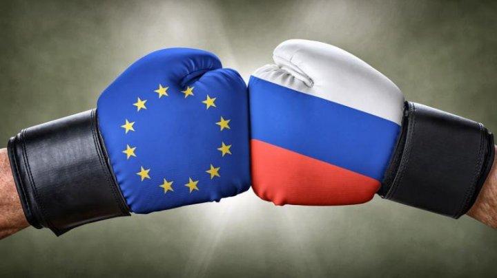 Rusia anunță că se va răzbuna pe Uniunea Europeană pentru sancțiunile impuse hackerilor ruși