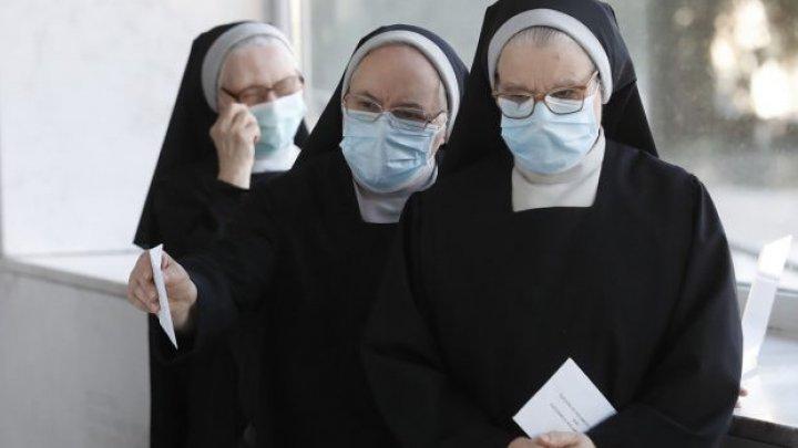 12 călugărițe de la o mănăstire din Michigan au murit de COVID-19, într-o lună