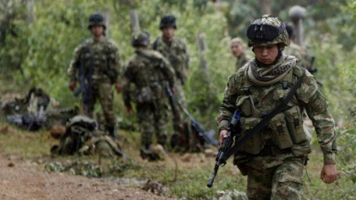 Tensiuni în Columbia. A fost ucis un lider al gherilei Armata de Eliberare Naţională