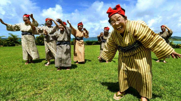 Ce mănâncă cei mai longevivi şi sănătoşi oameni din lume