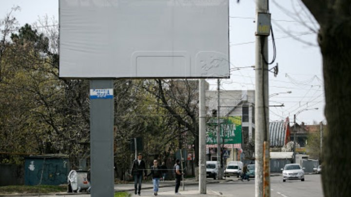 Agenţii economici, nemulţumiţi de conceptul noului regulament privind publicitatea stradală. REPLICA autorităţilor municipale