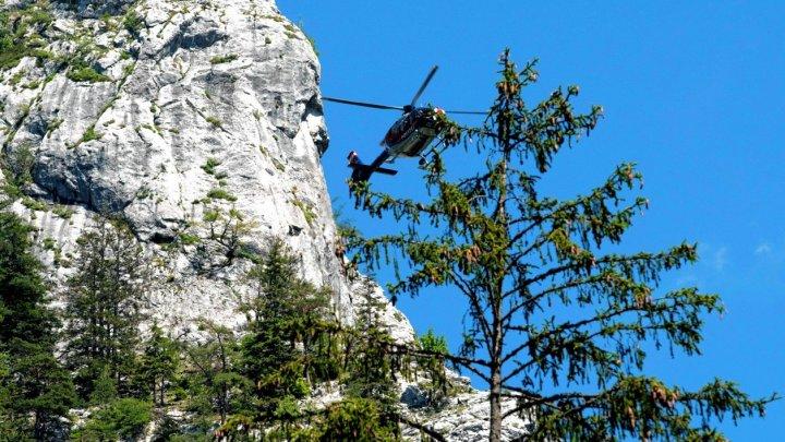 Austria: Doi morți și opt răniți după prăbușirea unei stânci pe un traseu turistic