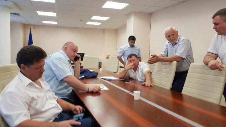 De ce nu pot fi văzute imaginile cu Gaţcan din legislativ, înainte de dispariţia acestuia. Răspunsul Parlamentului