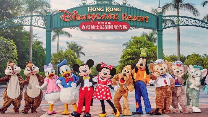 Disneyland Hong Kong se închide la mai puţin de o lună de la redeschidere