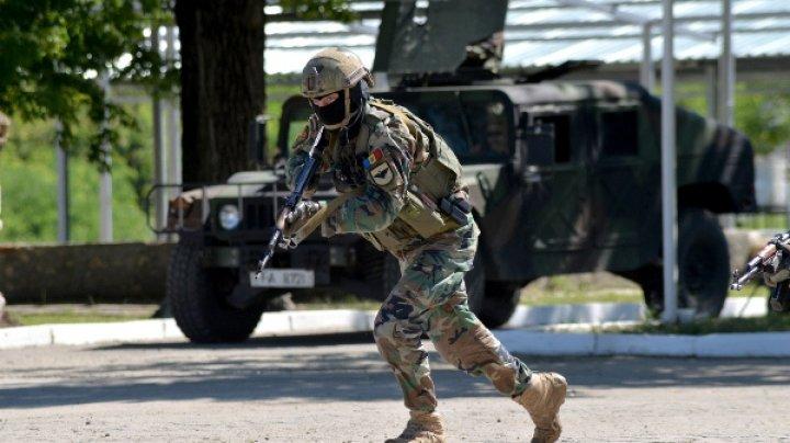 Peste 720 de tineri au depus Jurământul Militar la Bulboaca