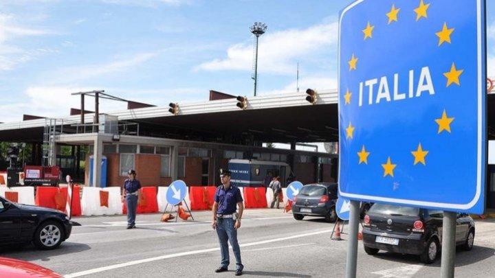 Un nou termen. Până când vor avea ACCES INTERZIS moldovenii în Italia. Zborurile şi cursele auto, SUSPENDATE