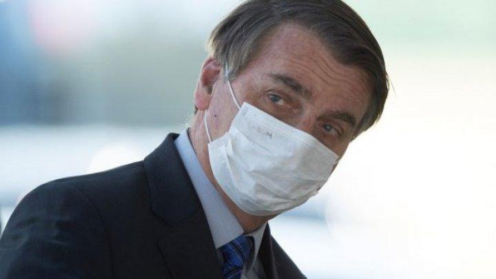 Preşedintele brazilian Jair Bolsonaro s-a vindecat de COVID-19