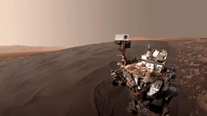 IMAGINI SPECTACULOASE cu planeta Marte trimise de robotul NASA la rezoluție 4K (VIDEO)