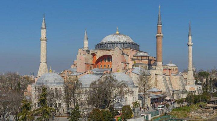 Austria cere acţiuni dure contra Turciei în cazul fostei Catedrale Sfânta Sofia