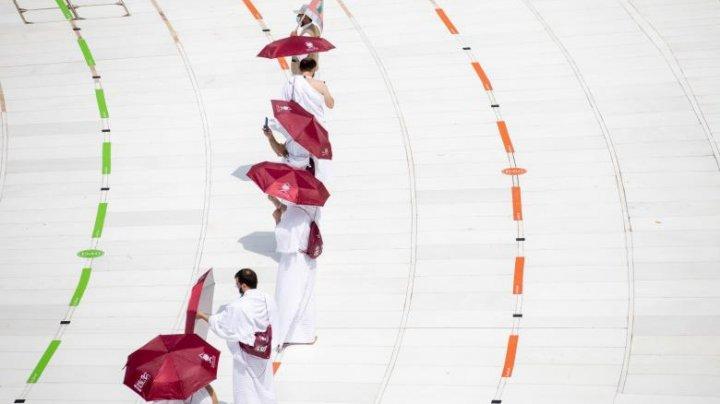 A început pelerinajul anual de la Mecca, în condiţii de pandemie