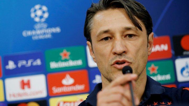 Niko Kovac, antrenorul formației AS Monaco. Tehnicianul croat a semnat un contract valabil până în iunie 2023