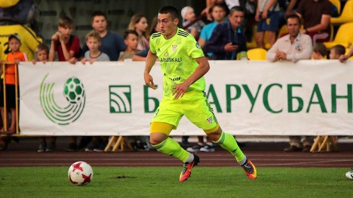Victorie pentru FC Vitesbk. Atacantul moldovean Ion Nicolăescu, de neoprit în campionatul Belarusului