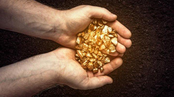 Rusia a exportat mai mult aur decât gaz, pentru prima dată în 30 de ani