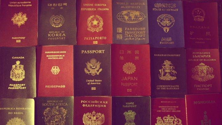 Topul celor mai puternice paşapoarte din lume. Pe ce loc se află ţara noastră